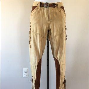 Ralph Lauren Khaki Riding Pants